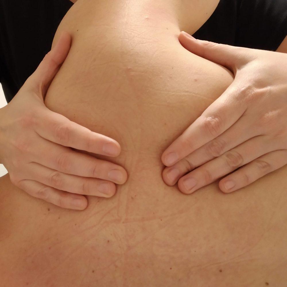 Tratamiento de fisioterapia para el hombro