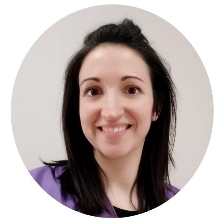 Gisela Perez - Fisioterapeuta y osteópata